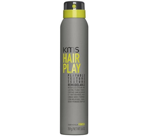 KMS California Hair Play Playable Texture - 200ml