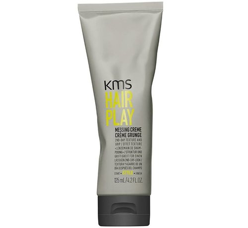 KMS California Hair Play Messing Creme - 125ml