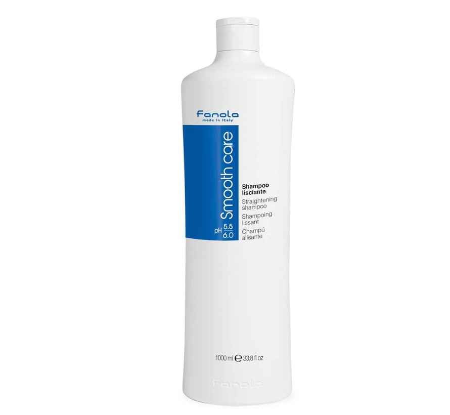 Smooth Care Straightening Shampoo