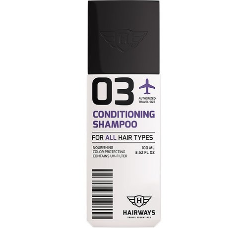 Hairways 03 Conditioning Shampoo - 100ml