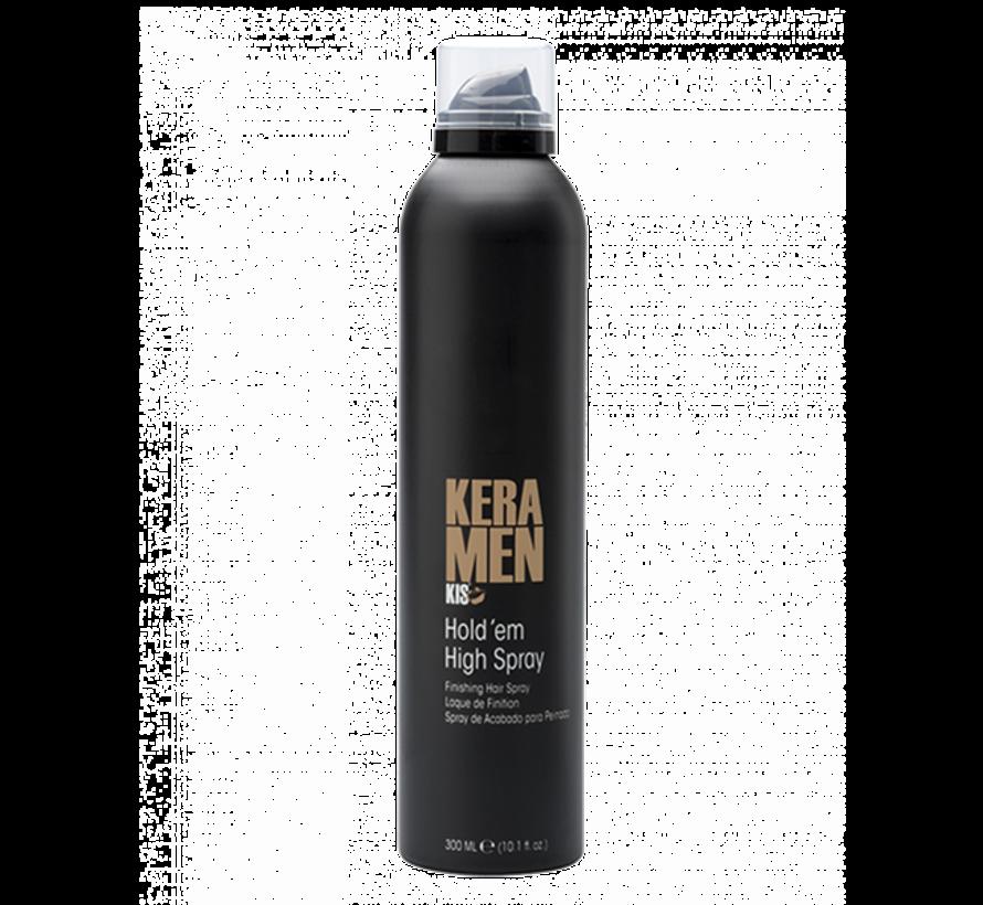 Keramen Hold'em High Spray - 250ml