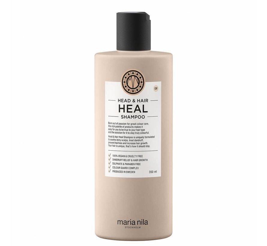 Head & Hair Heal Luxury Set