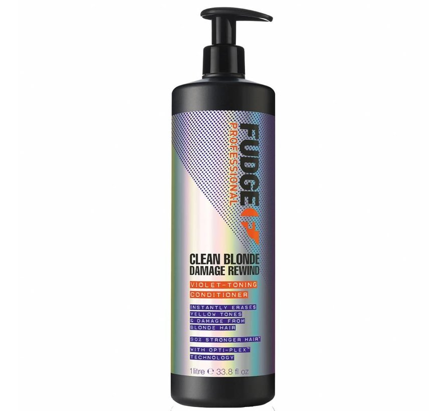 Clean Blonde Damage Rewind Violet Conditioner