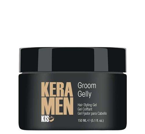 KIS-Kappers KeraMen Groom Gelly - 150ml