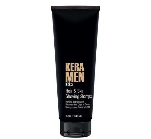 KIS-Kappers Hair & Skin Shaving Shampoo - 250ml