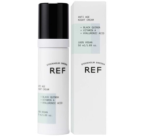 REF Skincare Anti Age Night Cream - 50ml