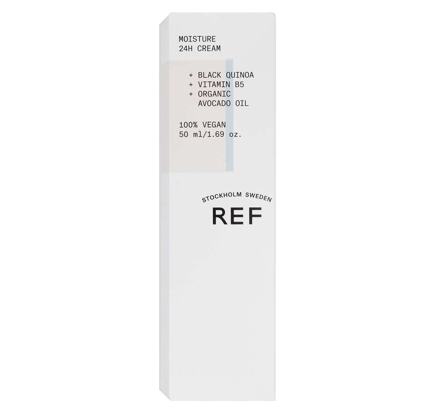 Skincare Moisture 24H Creme - 50ml