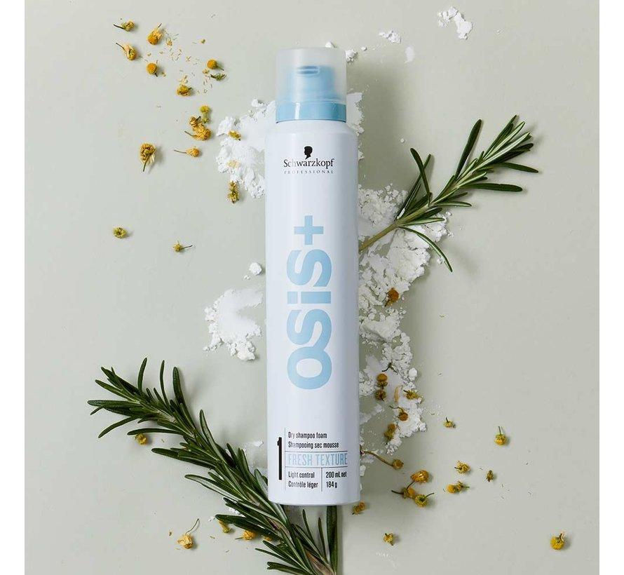 Innova Dry Shampoo Foam #3 Style - 300ml - Copy