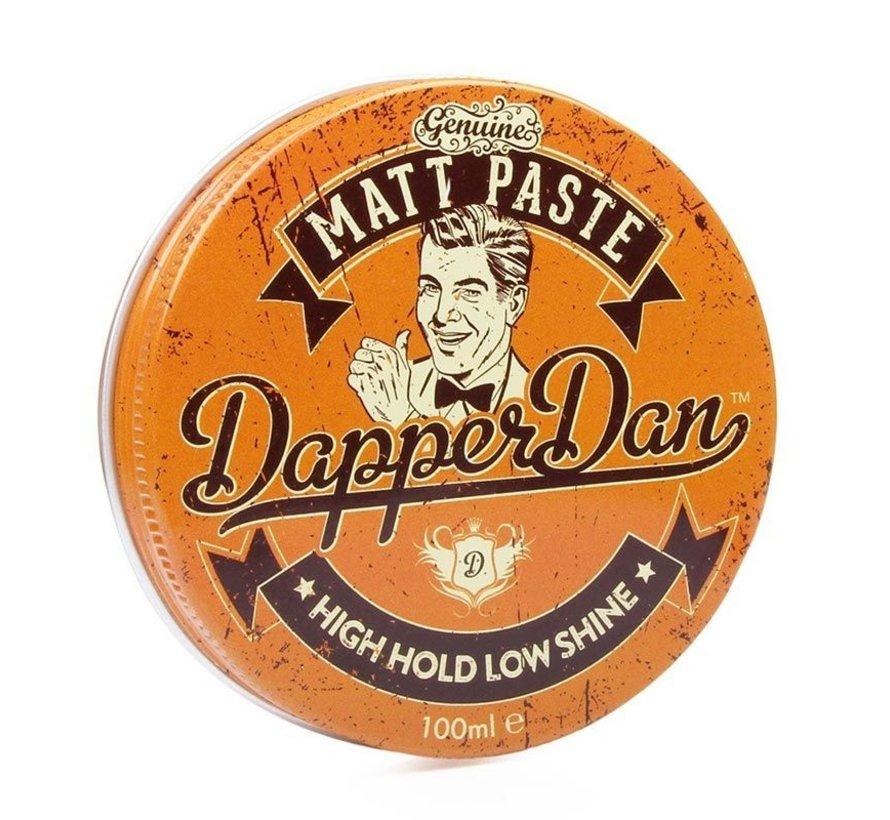 Matt High Hold Paste - 100 ml