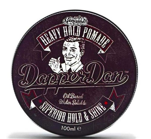 Dapper Dan Superior Heavy Hold Pomade - 100ml