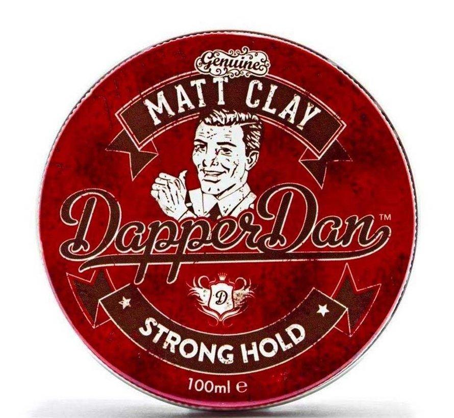 Matt Strong Hold Clay
