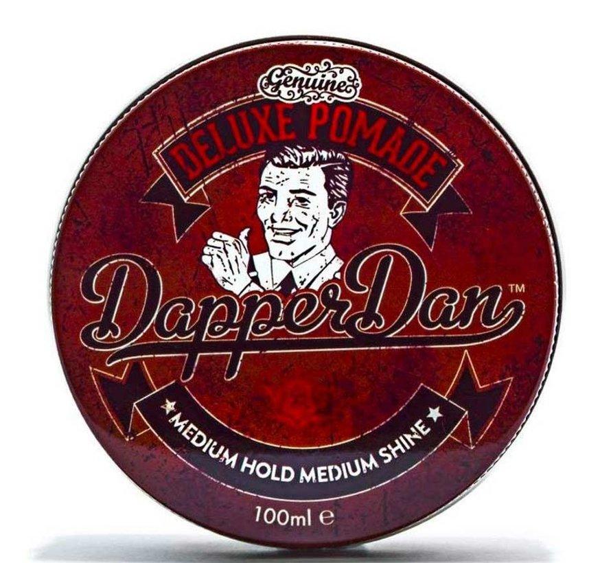 Deluxe Medium Hold Pomade - 100 ml