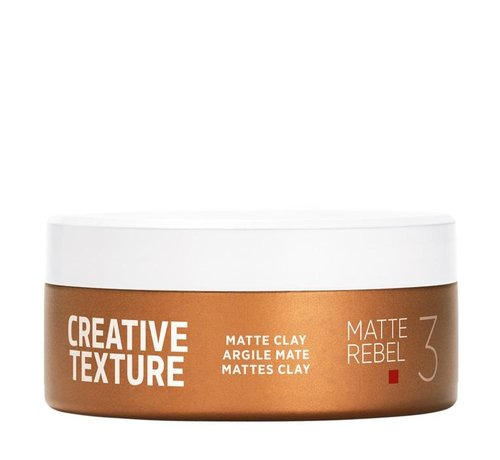 Goldwell Stylesign Creative Texture Matte Rebel Clay - 75ml