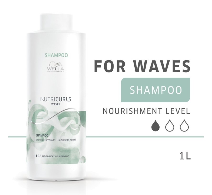 Nutri Curls Shampoo for Waves