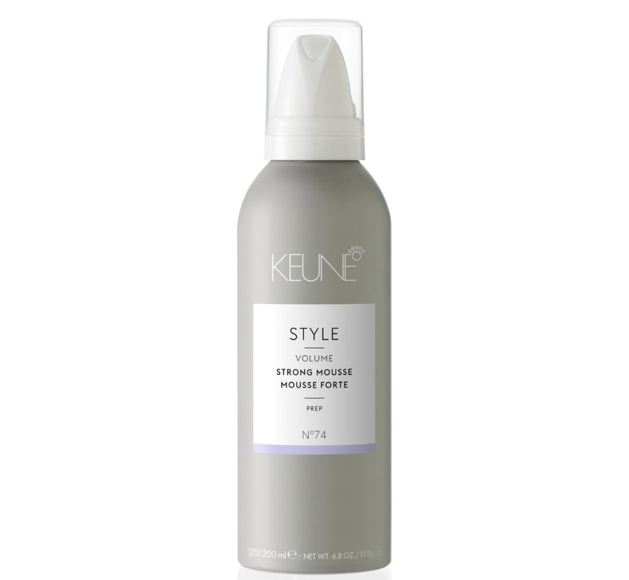 Style Volume Strong Mousse Nº74 - 200ml