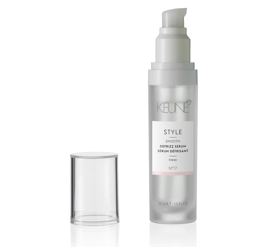 Style Smooth Defrizz Serum Nº17 - 30ml