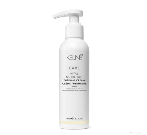 Keune Care Vital Nutrition Thermal Cream - 140ml
