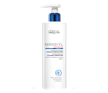 L'Oreal Serioxyl Clarifying Shampoo - Coloured