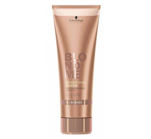 Schwarzkopf Blond Me Detoxifying System Bonding Shampoo - 250ml