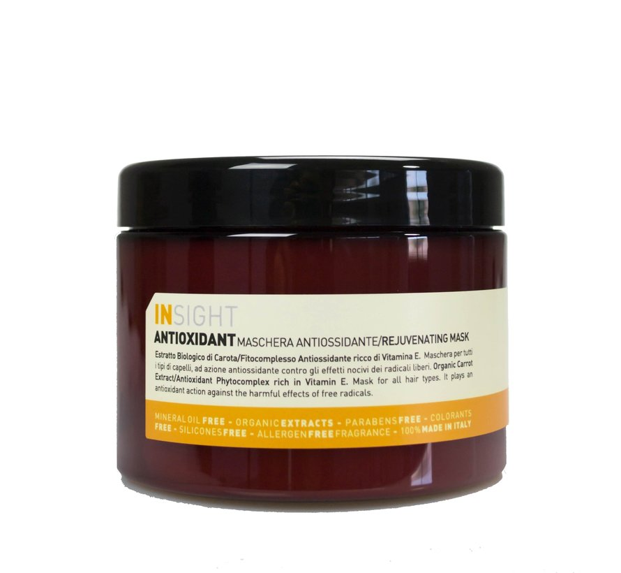 Antioxidant Rejuvenating Mask