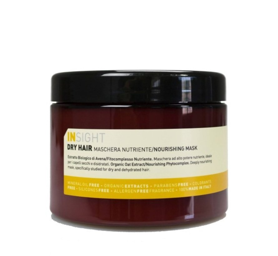 Dry Hair Nourishing Mask
