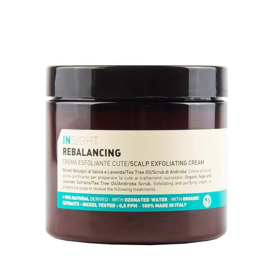 Rebalancing Scalp Exfoliating Cream