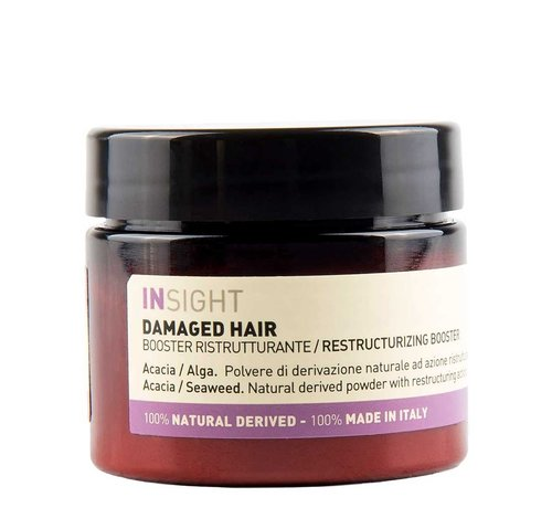 Insight Damaged Hair Restructurizing Booster - 35gr