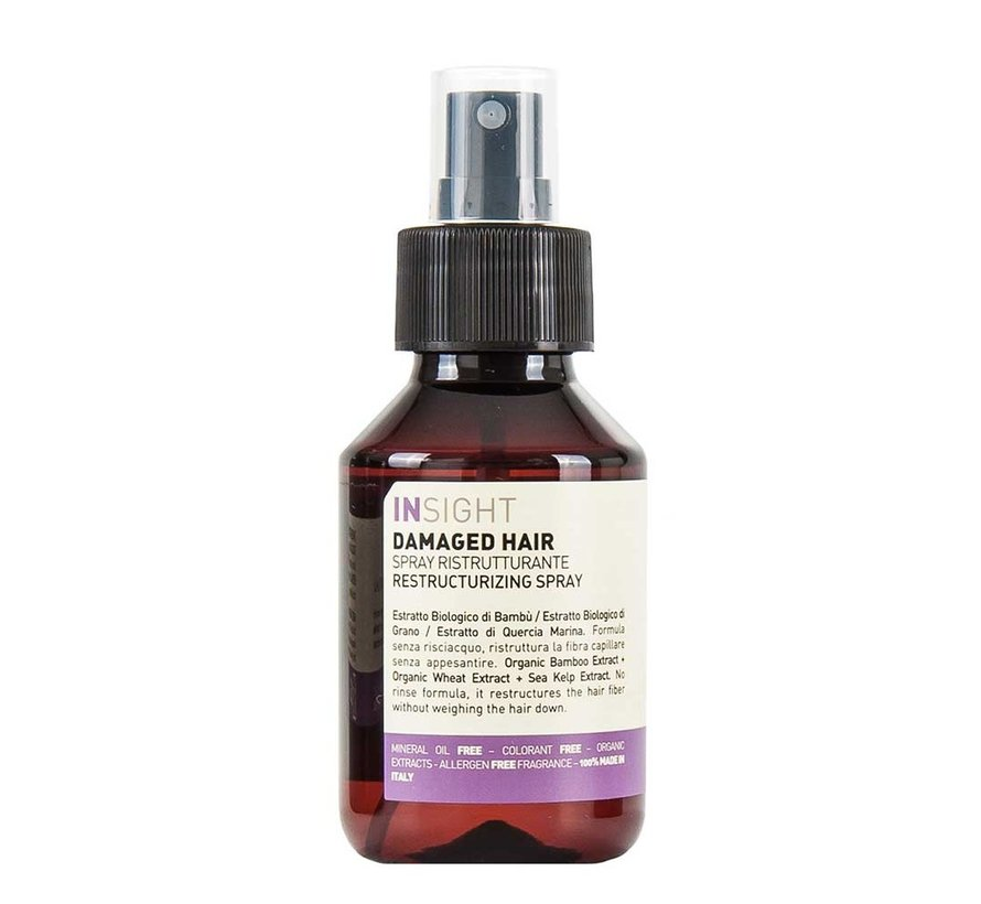 Damaged Hair Restructurizing Spray - 100 ml