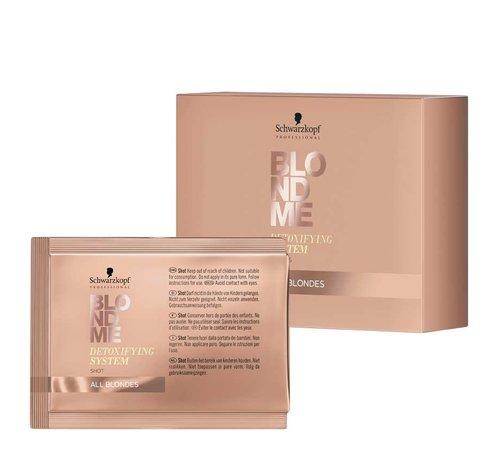 Schwarzkopf Blond Me Detoxifying System Bonding Shampoo - 250ml - Copy - Copy