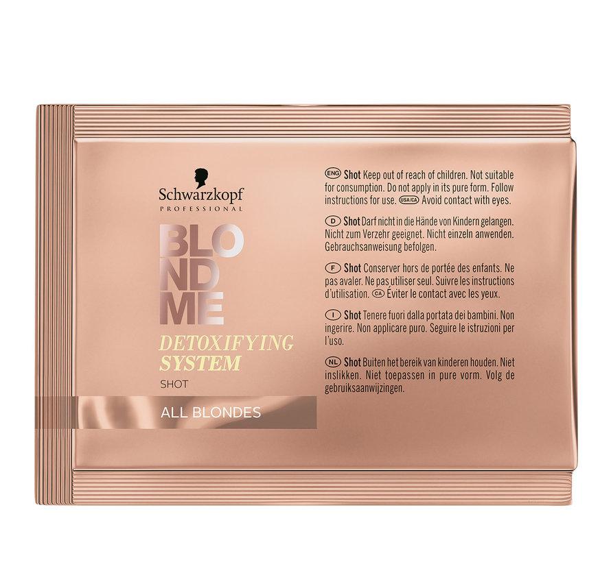 Blond Me Detoxifying System Bonding Shampoo - 250ml - Copy - Copy