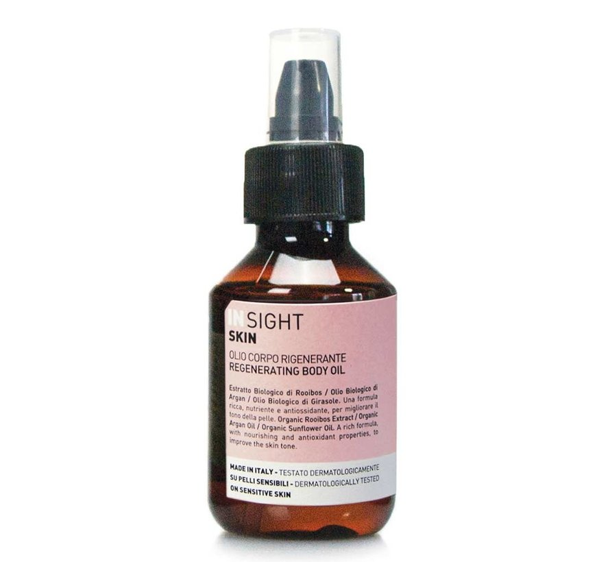 Skin Regenerating Body Oil