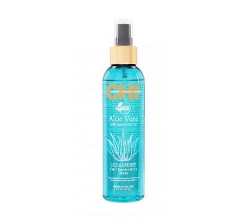 CHI Aloe Vera Curls Defined Reactivating Spray - 177ml