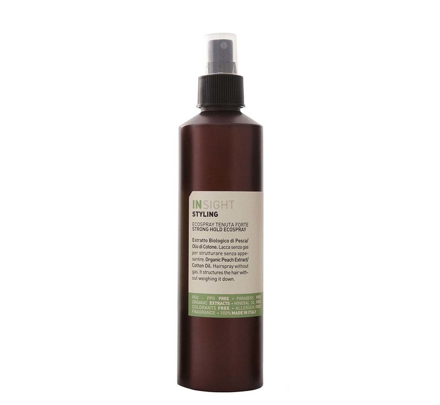 Styling Strong Hold Ecospray - 250ml