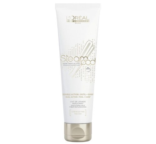L'Oreal Steampod Smoothing Cream Fine Hair - 150ml