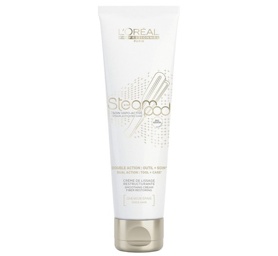 Steampod Smoothing Cream Thick Hair - 150ml
