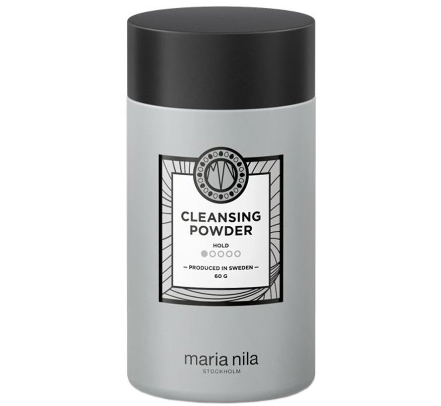 Style & Finish Cleansing Powder