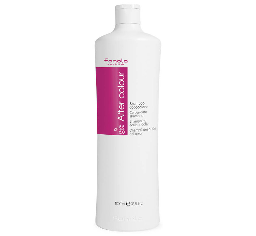 After Colour Shampoo