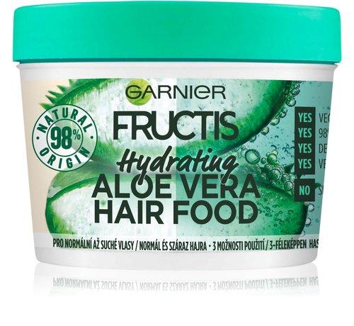 Garnier Fructis - Aloe Vera Hair Food Mask - 390ml