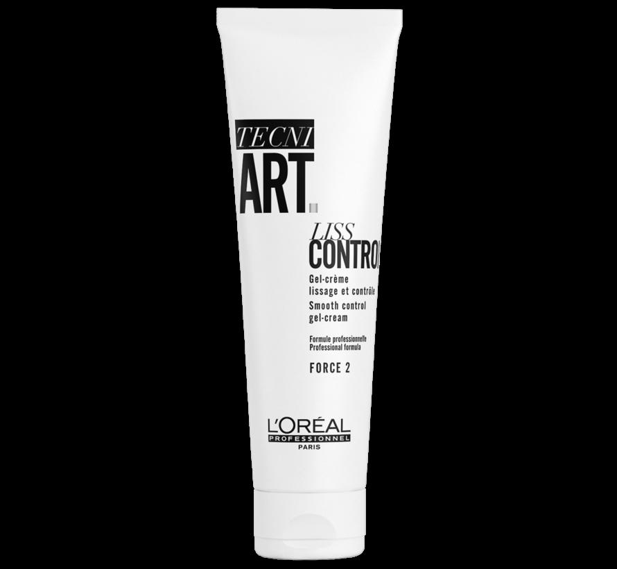 TecniArt Liss Control Cream - 150ml