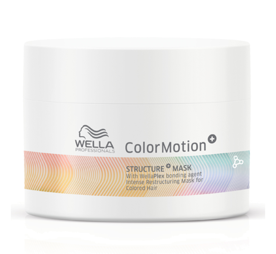 Colormotion+ Structure Mask