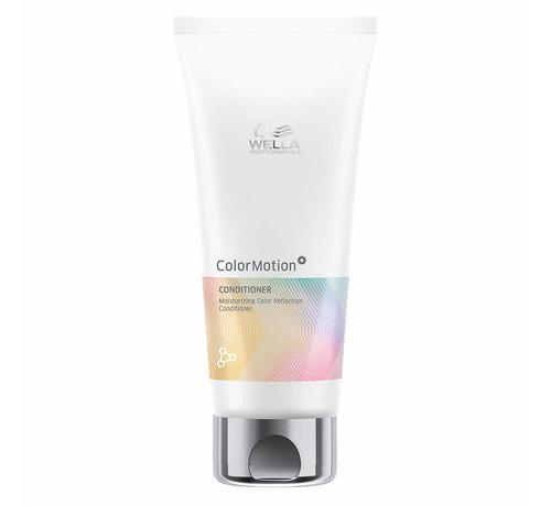 Wella ColorMotion+ Moisturizing Conditioner - 200ml