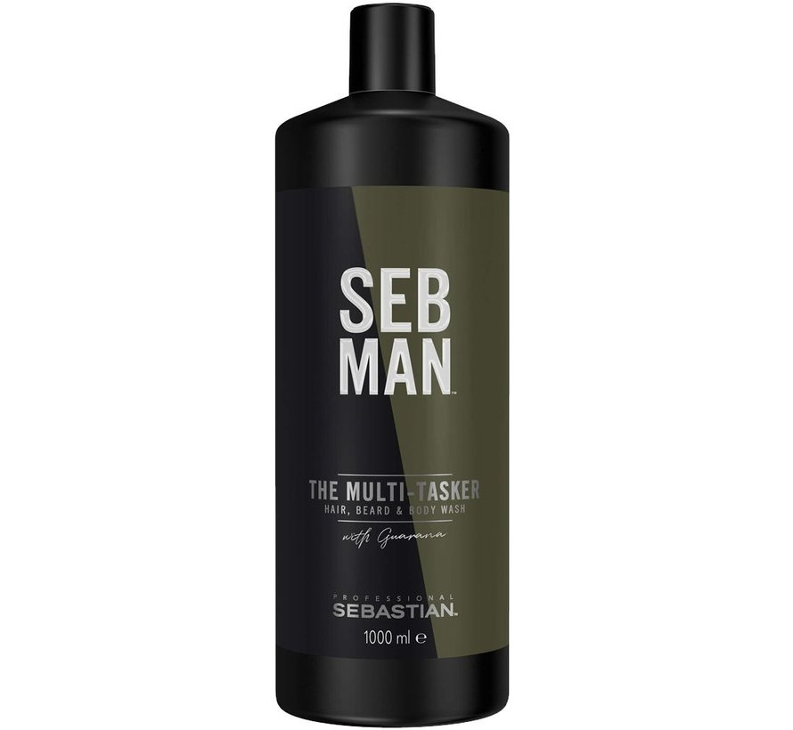 SEB MAN Das Multitasker 3-in-1-Shampoo