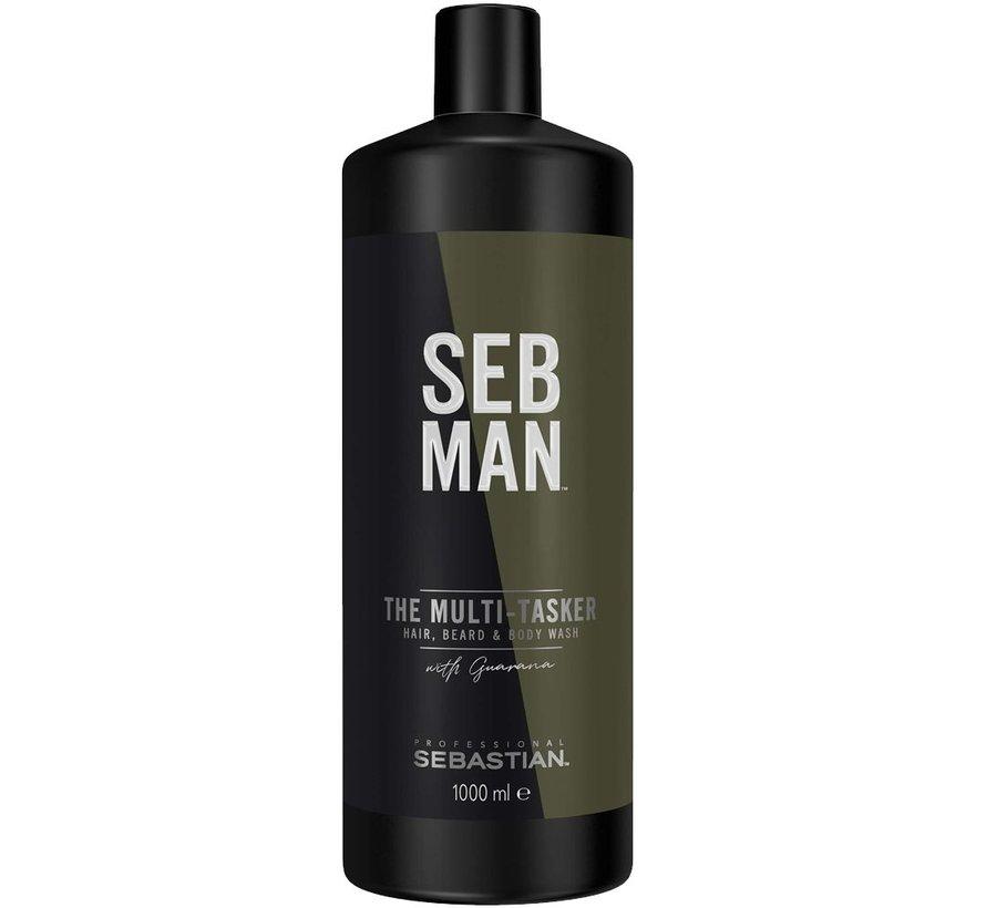 SEB MAN The Multitasker 3-in-1 Shampoo