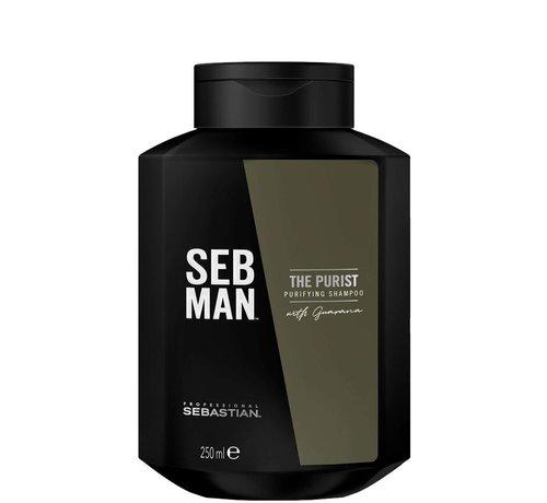 Sebastian SEB MAN The Purist Purifying Shampoo - 250ml