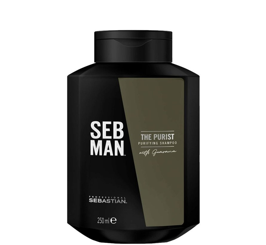 SEB MAN The Purist Purifying Shampoo - 250ml