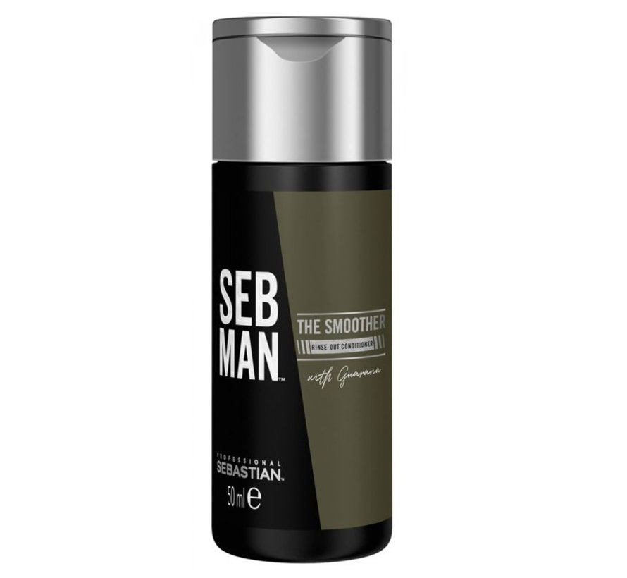 SEB MAN The Smoother Rinse-Out Conditioner