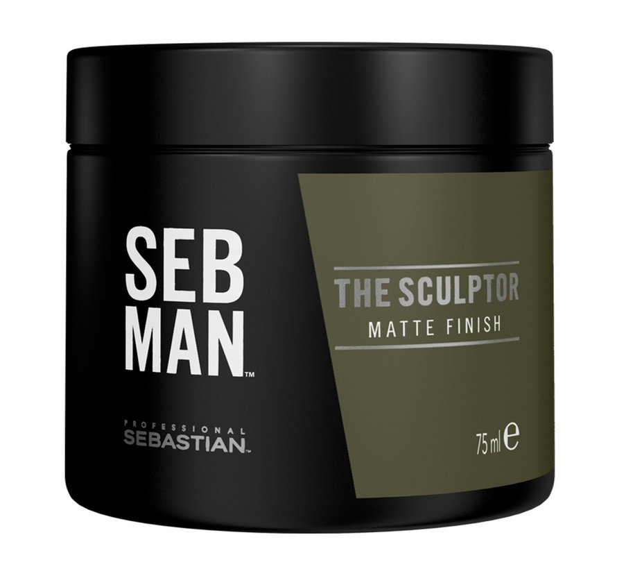 SEB MAN The Sculptor Matte Clay - 75ml