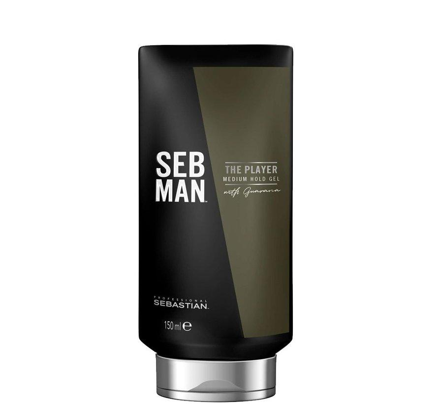 SEB MAN The Player Medium Hold Gel - 150ml