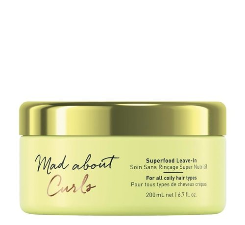 Schwarzkopf Mad About Curls Superfood Mask - 650ml - Copy