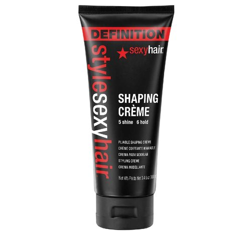 SexyHair Pliable Shaping Cream - 100ml